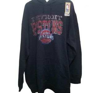 Majestic Detroit Pistons Big & Tall Sweater